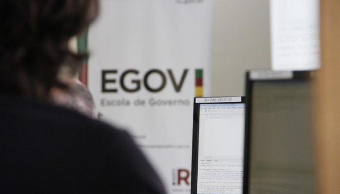 Escola de Governo está com inscrições abertas para cursos em EAD
