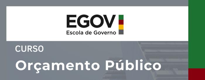 Estão abertas inscrições para curso sobre Orçamento Público