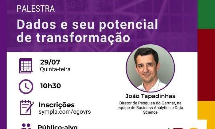 LabTech Talks: Dados e seu potencial de transformação