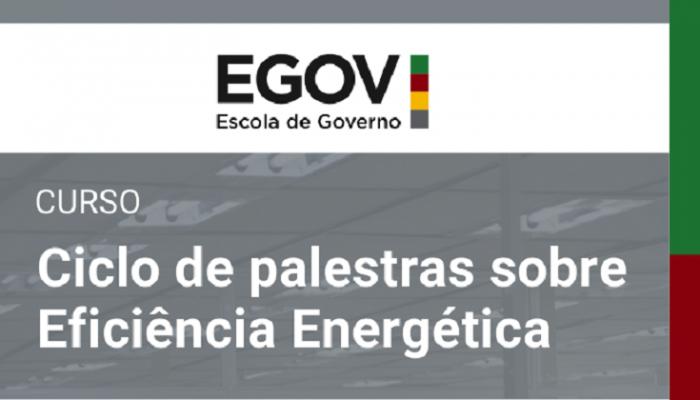 Ciclo de Palestras sobre Eficiência Energética está com inscrições abertas